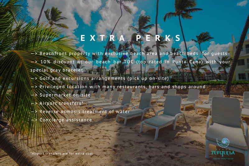 Benefícios extras ao reservar conosco