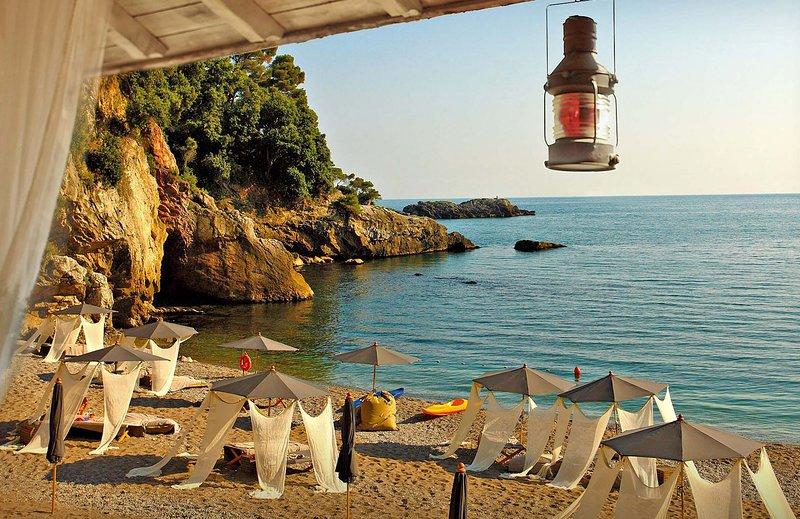 Eco del Mare beach club 3 km from home