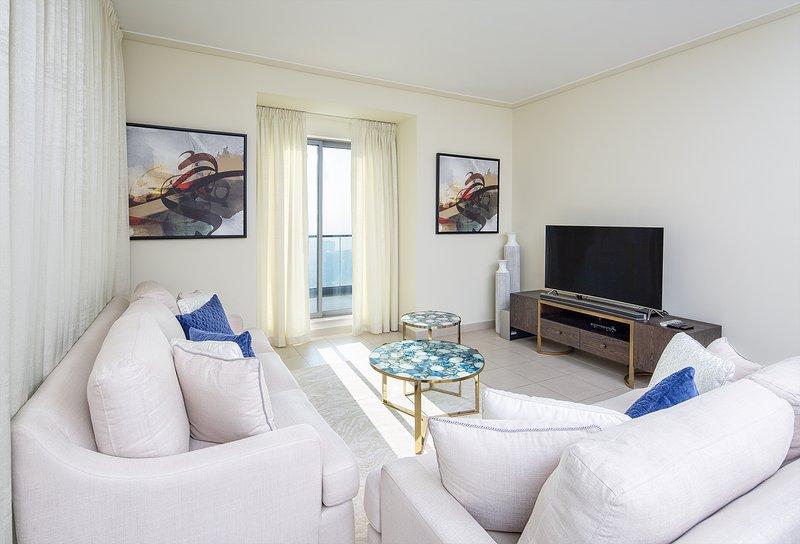 37-01, Two Bedroom Apartment with Burj Khalifa Views, Downtown, alquiler de vacaciones en Ajman