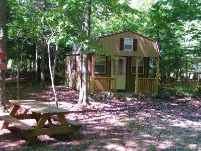 Cabin K, holiday rental in Mount Storm