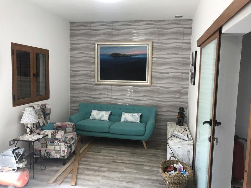Spacious house with garden & Wifi, vacation rental in Fataga