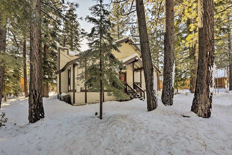 Profitez d'une escapade en Californie dans ce loft 3 chambres et plus, location de vacances 2-BA.