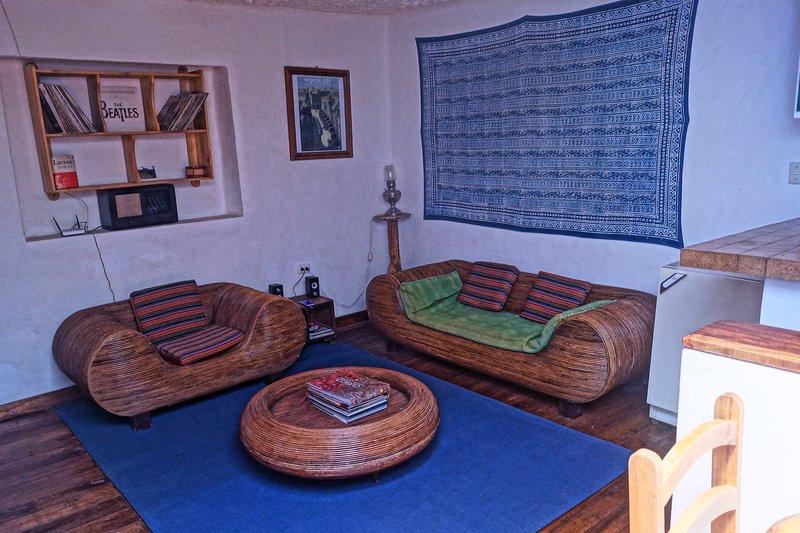 lindo y rustico mini-departamento en cusco, vacation rental in Cusco