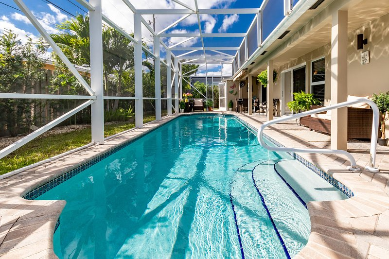 Corsair house by the beach, alquiler vacacional en Lauderdale by the Sea