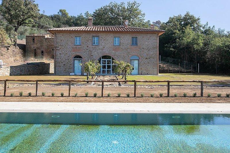 Villa Evarne, holiday rental in Castroncello