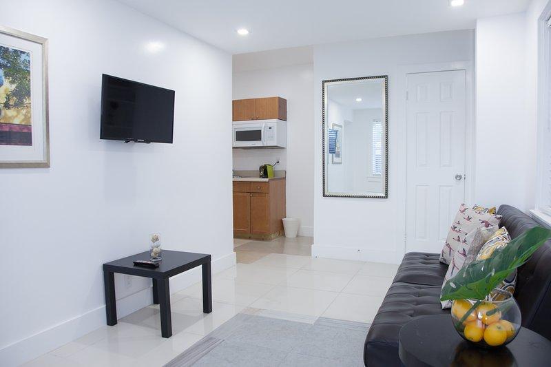 Miami Designer Apartment Unit 2, holiday rental in Miami
