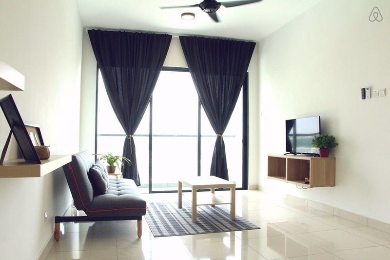 [RS] COZY Family Suites/Sutera Mall/Paradigm/WIFI, Ferienwohnung in Senai