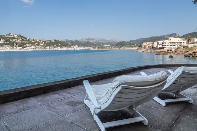 Amazing Views and Sea Access - Villa Torre Ros, vacation rental in Port d'Andratx