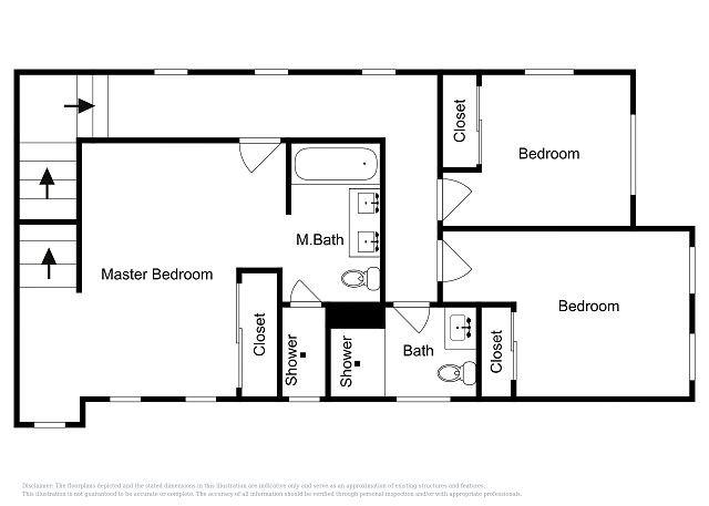 Disposición - Segundo piso