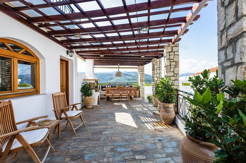 The Bridge House, holiday rental in Meronas