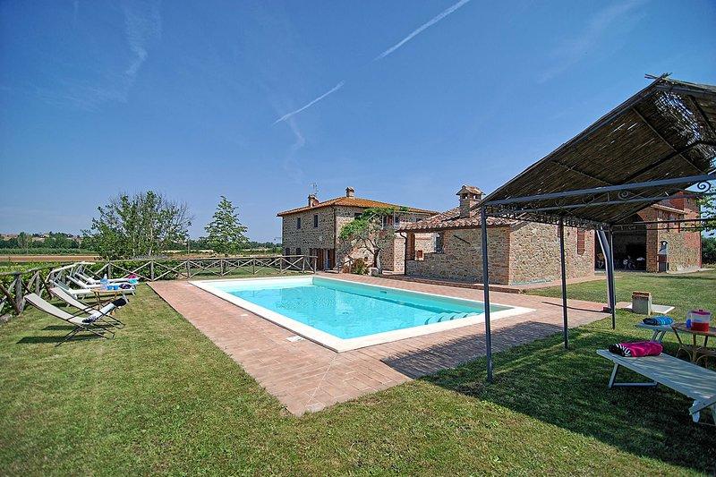 Villa Umbra, casa vacanza a Panicarola