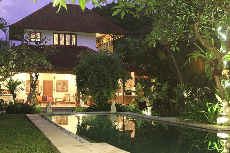 Villa 1 (Villa Poppy) - Villa de 3 dormitorios con piscina