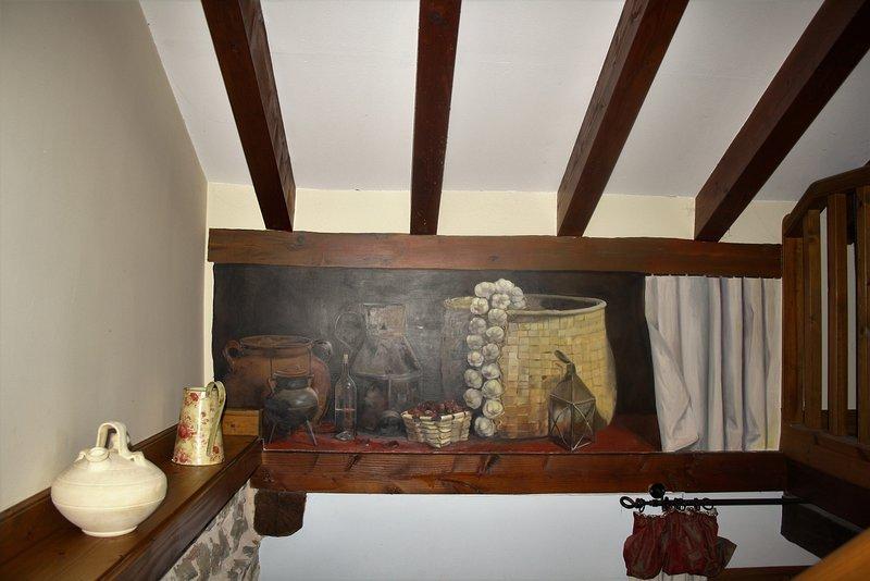 La Casuca, La Casa de las Chimeneas, alquiler de vacaciones en Ojedo