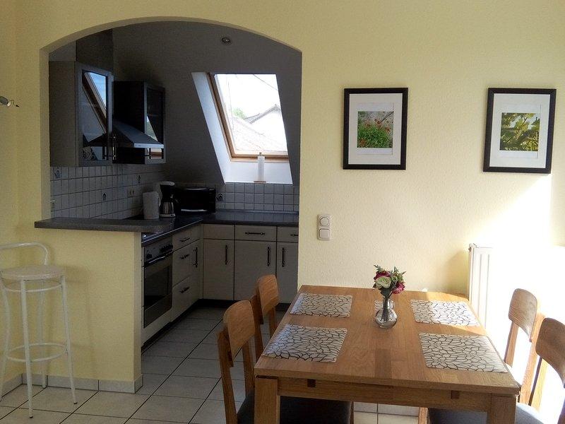 Ferienwohnung `Panoramablick`, holiday rental in Zeltingen-Rachtig