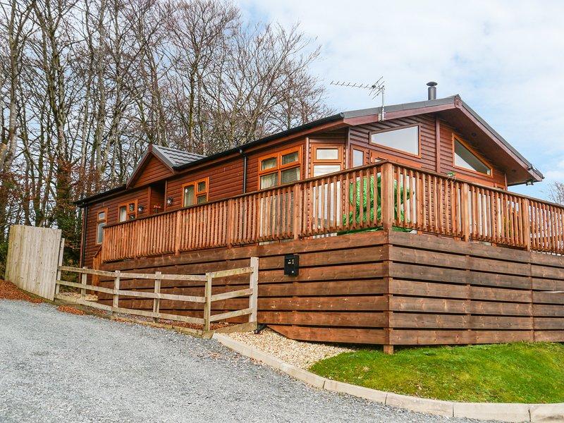 Lodge 11, Tavistock, casa vacanza a Chillaton