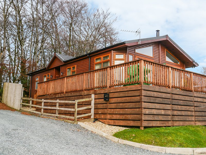 Lodge 11, Tavistock, holiday rental in Sprytown