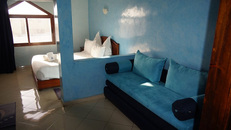 Confortable chambre pour 2 personnes, holiday rental in Safi
