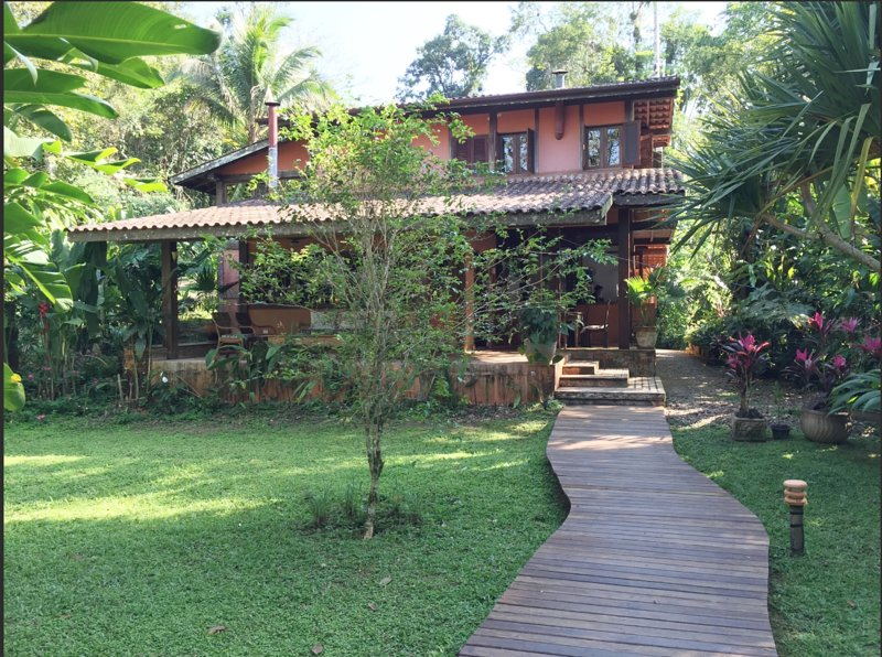 Casa no Sertão de Camburi, location de vacances à Boicucanga