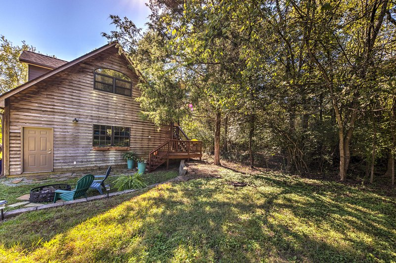 Cozy Cottage- 4mi to DT Franklin, vacation rental in Fairview