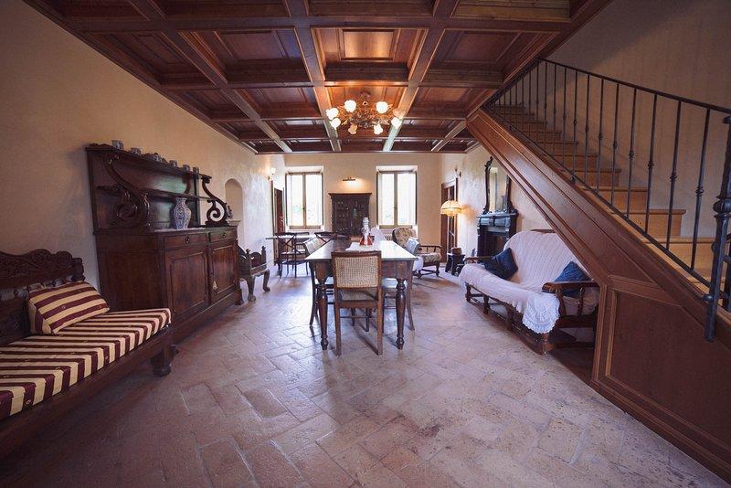Borgo Acque Romane B&B Casa Vacanze, Ferienwohnung in Penna San Giovanni