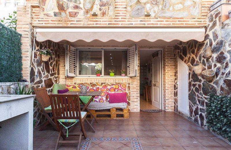 Villa del Mar, location de vacances à Masalfasar