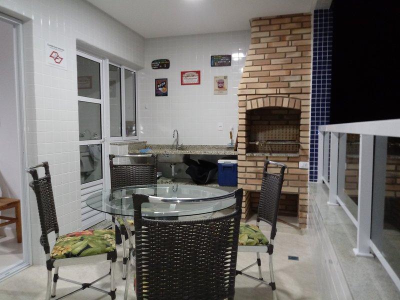 Saint Claire Toninhas, vacation rental in Ubatuba