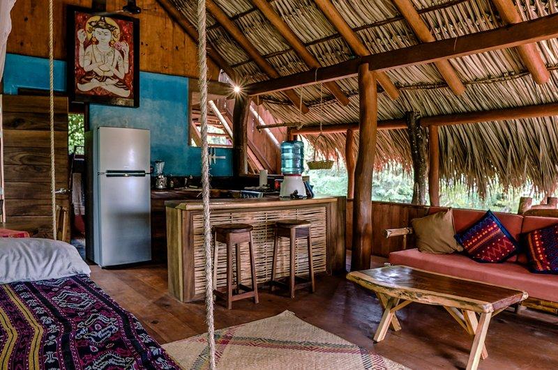 La Siesta Surf Villa 2, holiday rental in Troncones