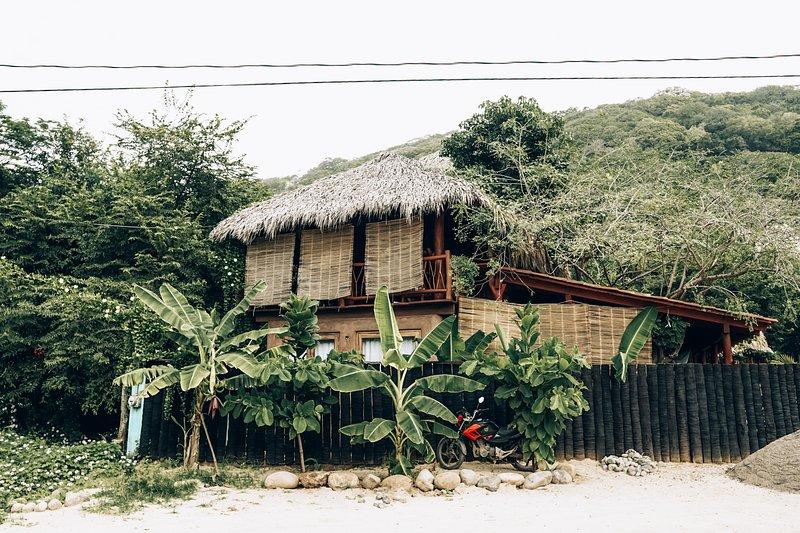 La Siesta, Surf Villa 1, holiday rental in Troncones