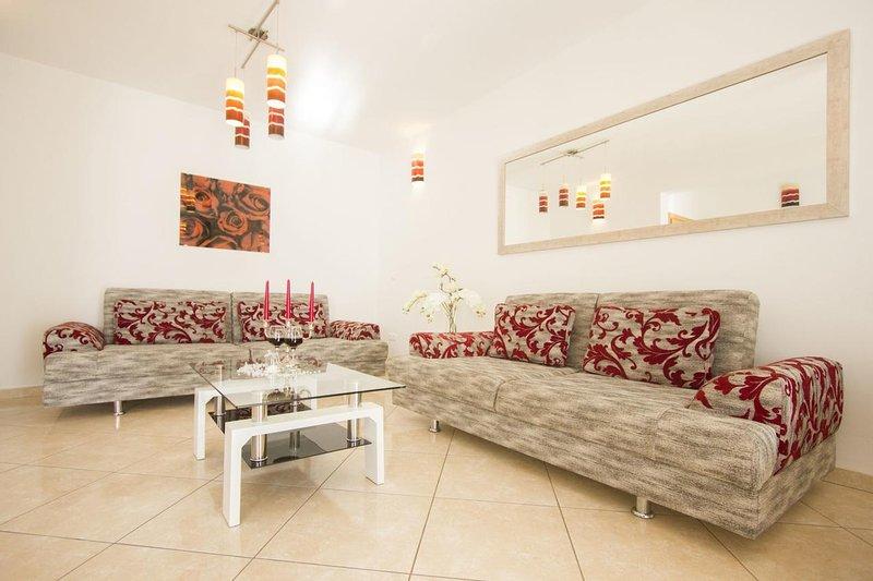 Sala de estar, Superfície: 23 m²