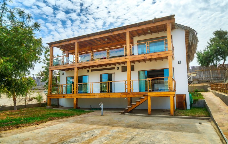 Spondylus Beach House -  Los Organos, vacation rental in Cancas