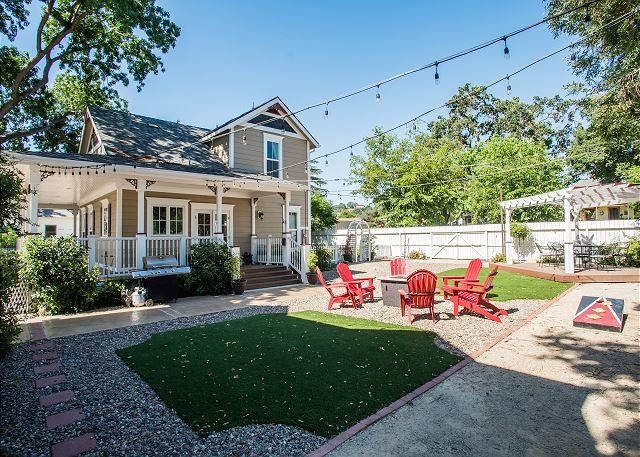 Find 'Bliss' at Downtown Paso Robles Vacation Home, holiday rental in Paso Robles