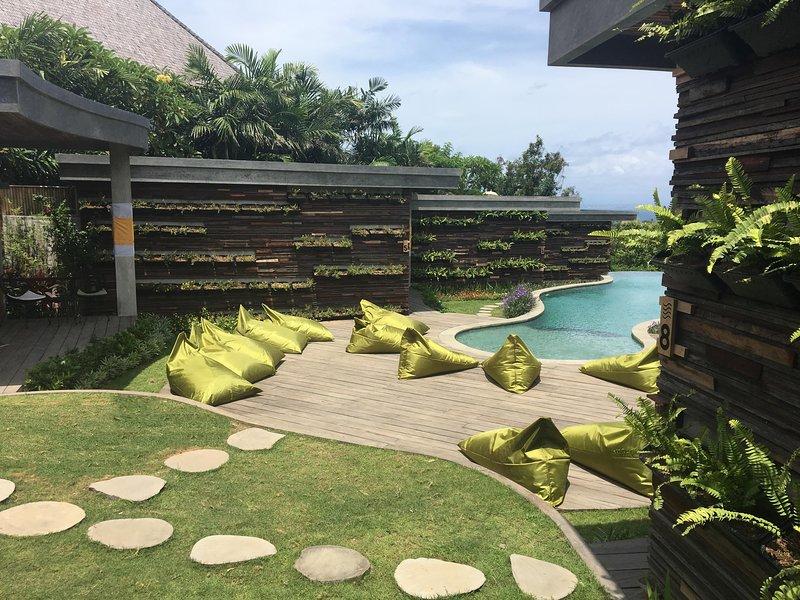 The Elementum, vacation rental in Uluwatu
