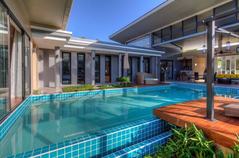 IBISCUS- luxurious brand new and modern exclusive 2BR pool villa, casa vacanza a Ko He