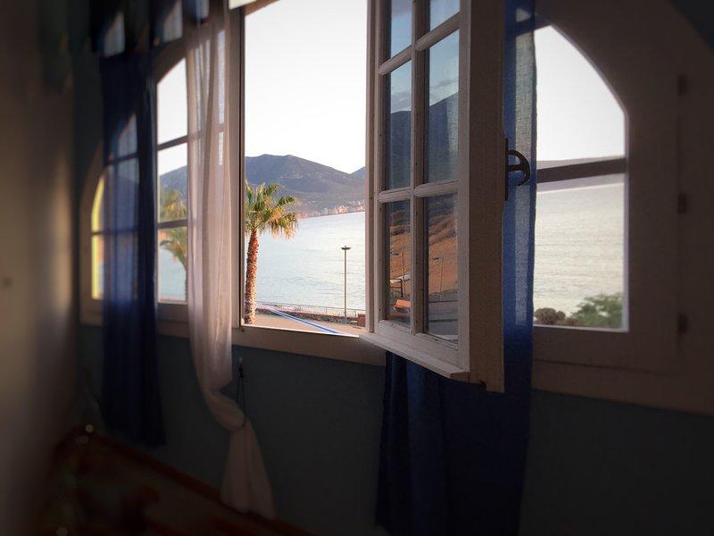 Sabbia Bianca Portixeddu Vista Mare, location de vacances à Fluminimaggiore