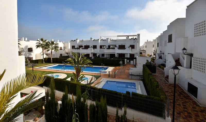 F156 NEW PENTHOUSE A FEW STEPS FROM THE BEACH, holiday rental in El Pozo del Esparto