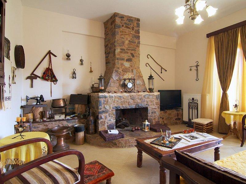 Villa Alexander, holiday rental in Vryses