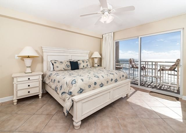 Large and accommodating Master Bedroom