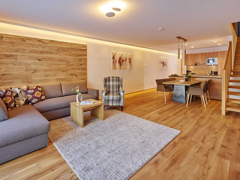 Central Valley Penthouse Längenfeld, holiday rental in Oberlangenfeld