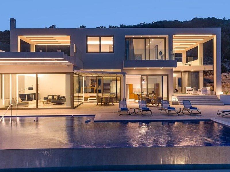 Villa Aurora, vacation rental in Volimes