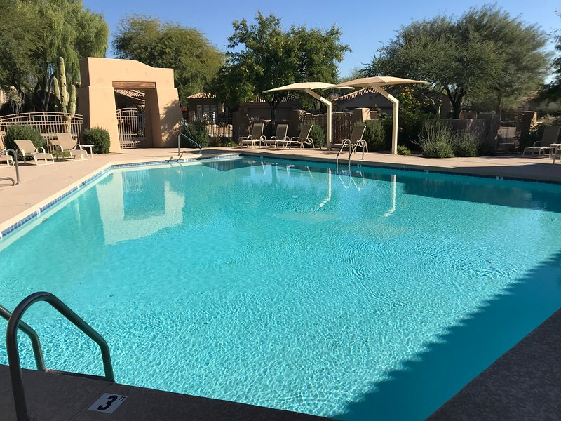 Pool comunitario