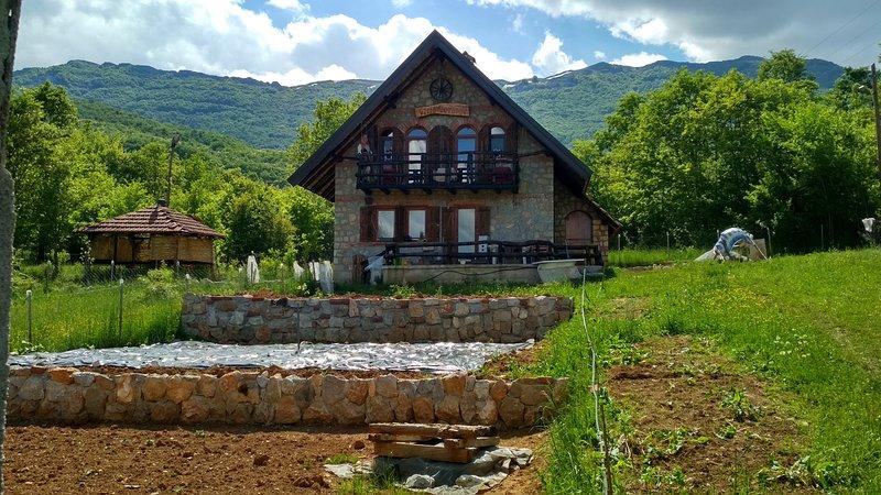 villa jovanov, alquiler vacacional en Struga
