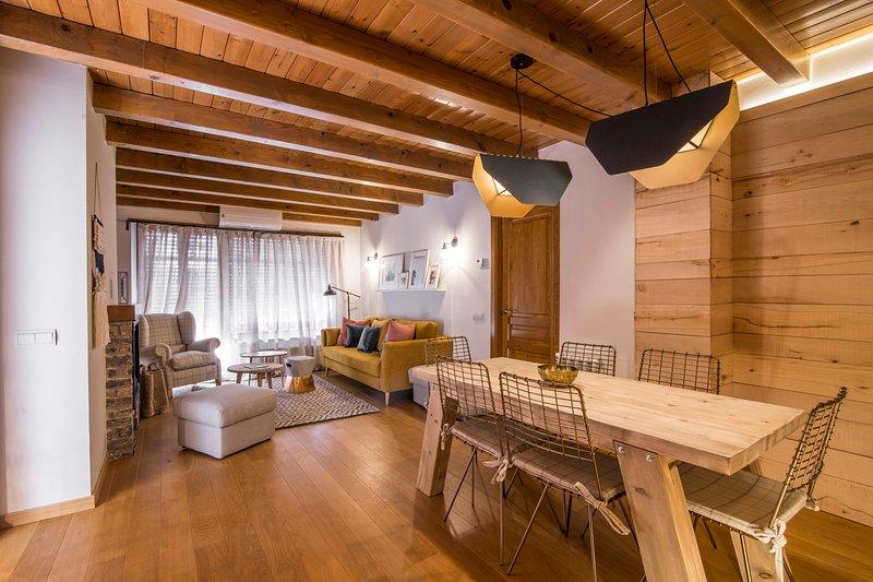 Apartamento Premium  48 1D, location de vacances à La Torre de Cabdella