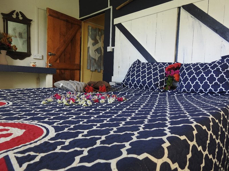 Seahorse cottage, holiday rental in Vieux Fort