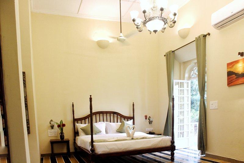 Silva Heritage, holiday rental in Benaulim