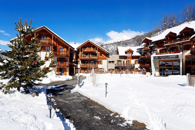 ¡Sus próximas vacaciones de esquí comienzan aquí!