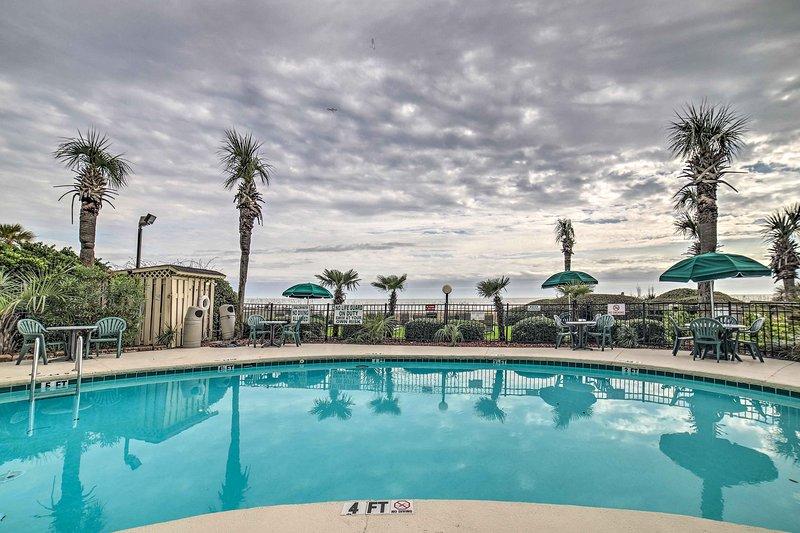 Capture a essência de Myrtle Beach neste aluguer de férias à beira-mar!