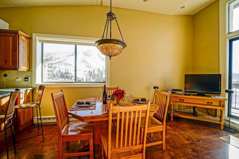 Storm Meadows Club C #419, holiday rental in Steamboat Springs