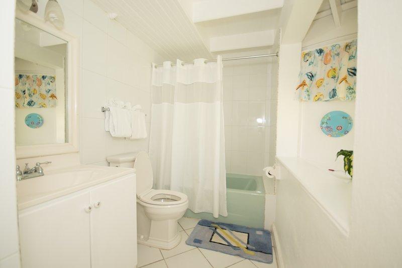 Quarto # 1 banheiro