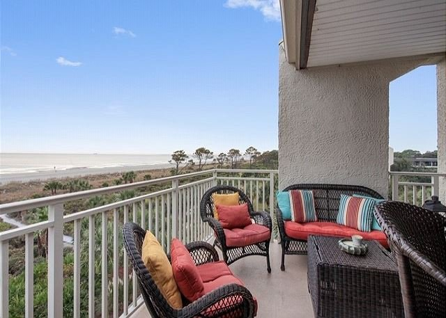 Shorewood 501- Penthouse 5th Floor Amazing Views!, vacation rental in Hilton Head