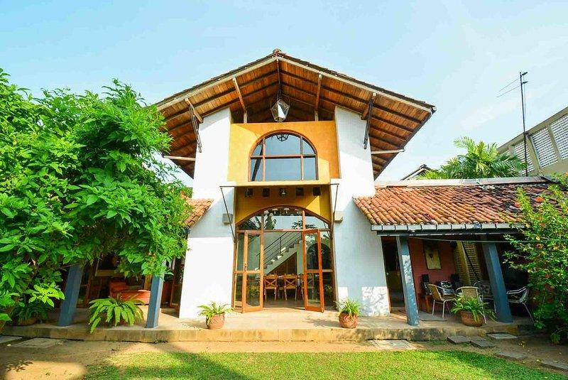 Villa Inavni, holiday rental in Battaramulla